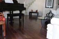 Black Walnut Hardwood Living Room | West Coast Flooring ...