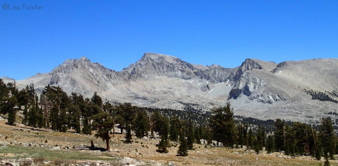 Mount Whitney, the highest point in the Lower 48