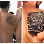 Balinese Cover up