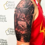 Cover Up Wolf