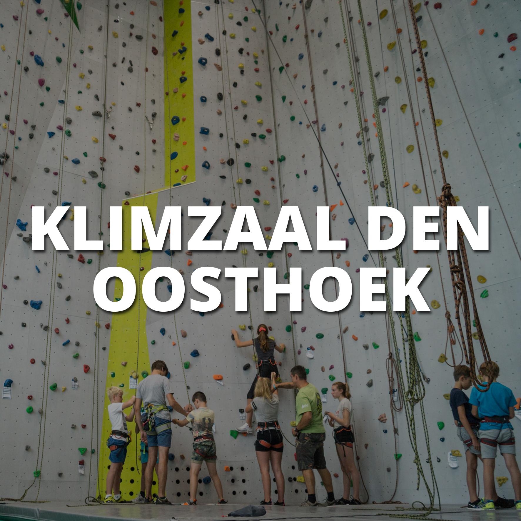 Klimzaal Den Oosthoek