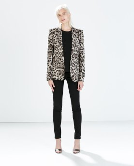 Holiday 2014 Zara leopard