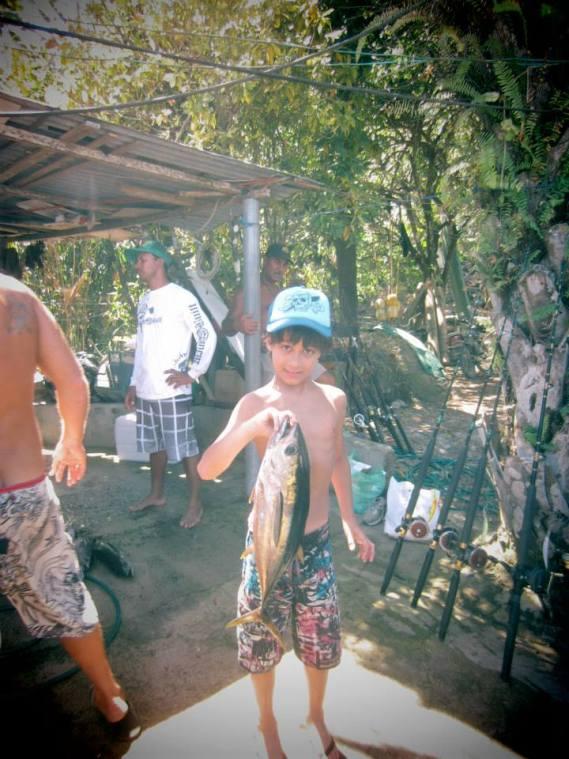 Mateos Catch