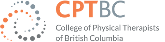 College of Physical Therapists of British Columbia Logo