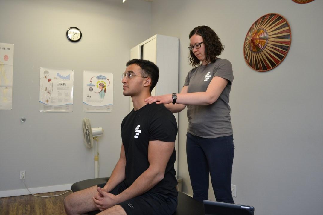 Concussion Management with Client