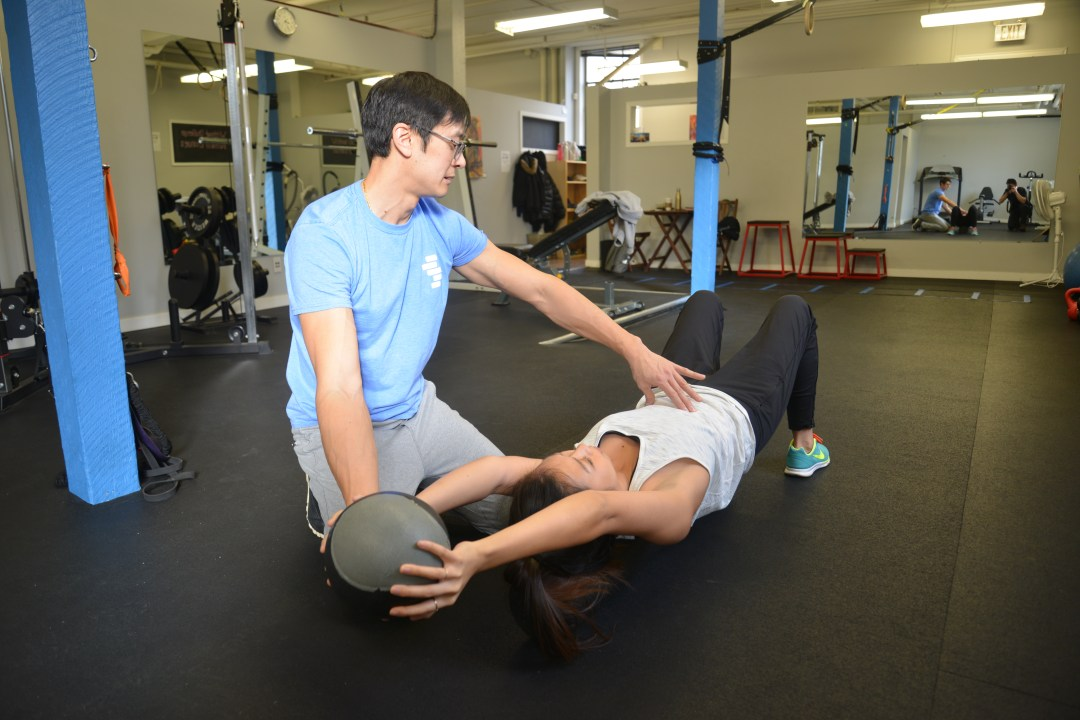 ICBC Active Rehab Appointment