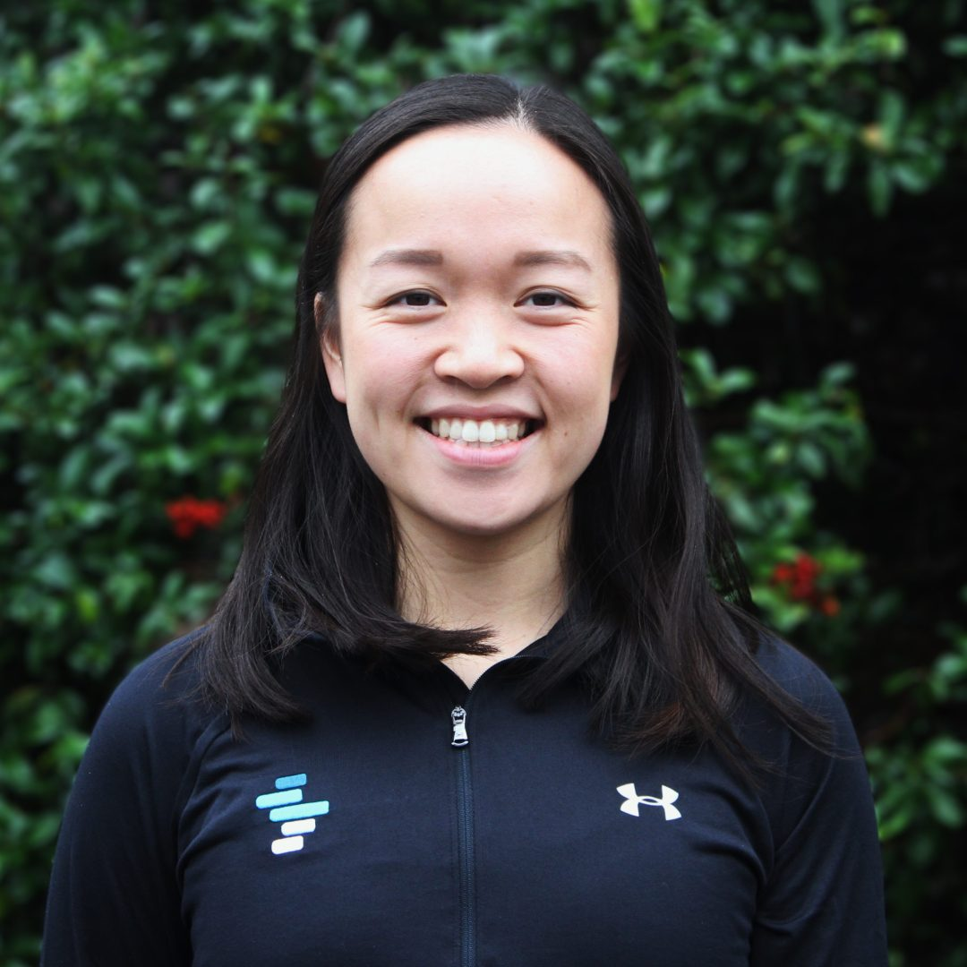 photo of Vancouver Kinesiologist Serena Tam