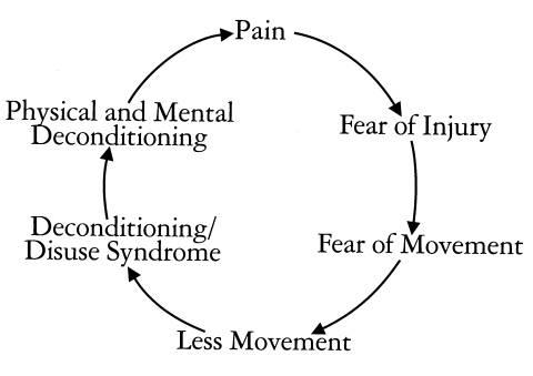 fear avoidance behaviors