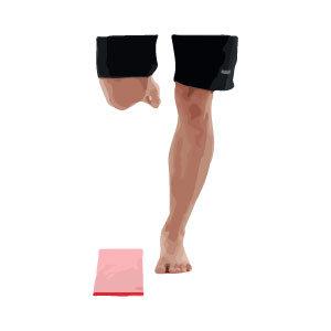 Single Leg Jumps