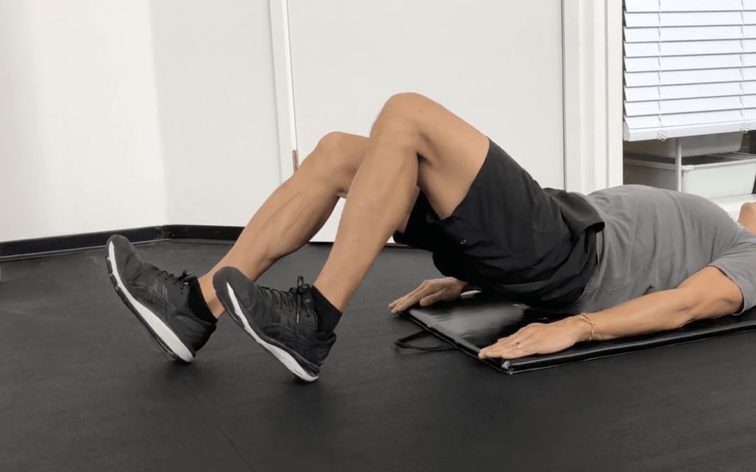 3 Bodyweight Hamstring Exercises (Minimal Equipment Required)