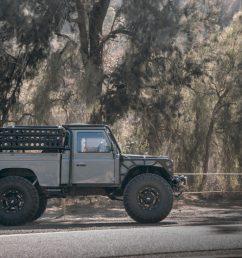 1984 land rover defender grid off road gd4 wheels west coast wheel tire [ 1100 x 734 Pixel ]