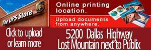 ups online printing