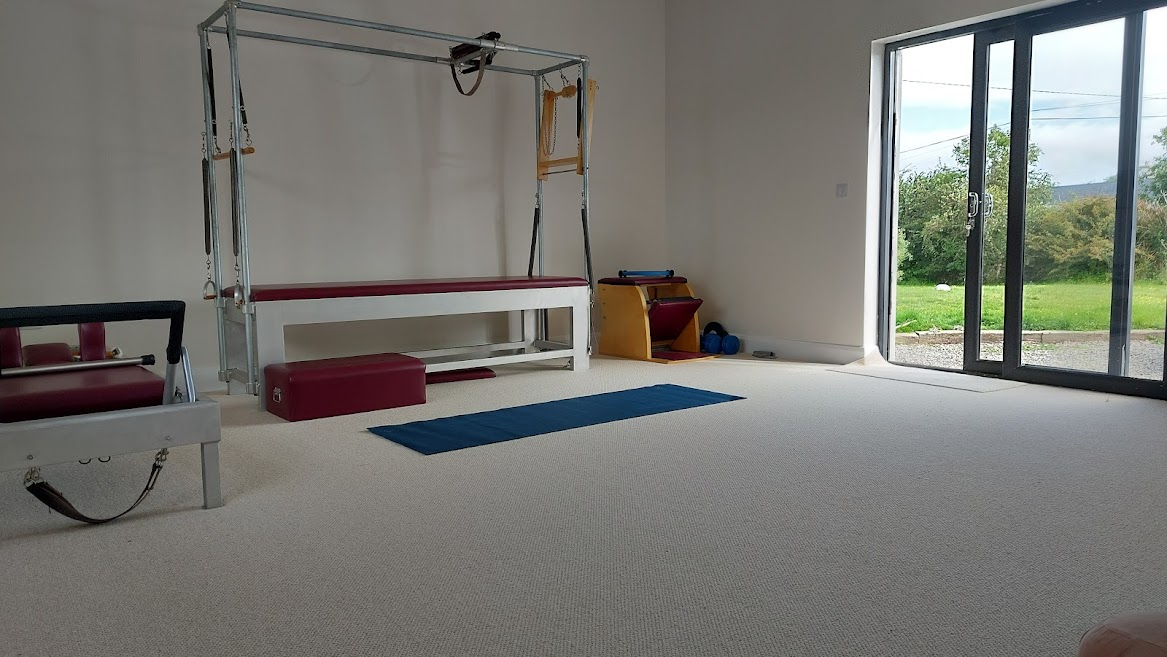 Pilates studio gratz equipment exercise space