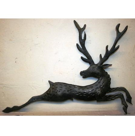 Exmoor stag wall art