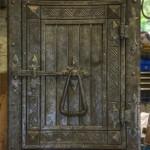 Bespoke handmade door