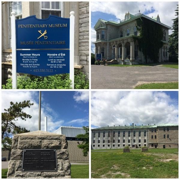 Kingston Penitentiary Museum Westcountry Bumpkin