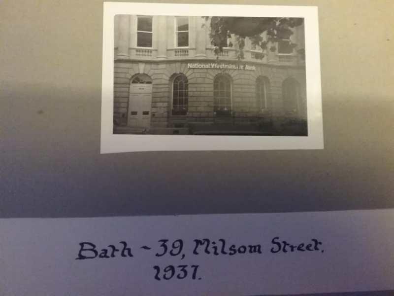 Bank in Bath