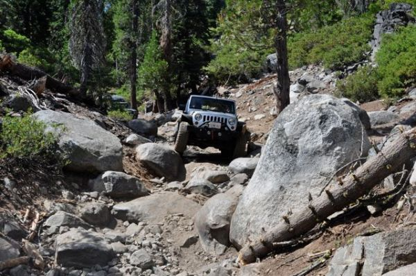 Rookies on the Rubicon • WCXC