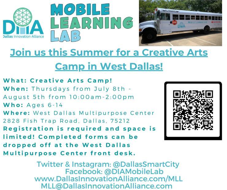 MLL WDMC Camp Flyer