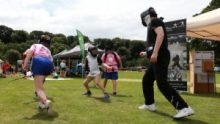WDS at South West Youth Games 2017 (photo: ppauk.com)