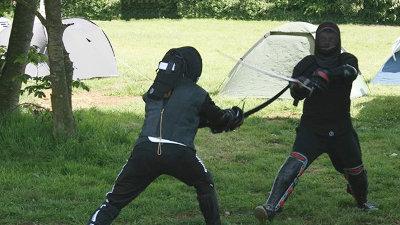Swords in the Park