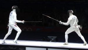 Competition fencing