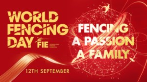 FIE World Fencing Day 2020 – 12 September