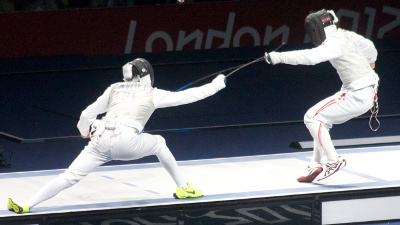 Fencing at the 2012 Summer Olympics