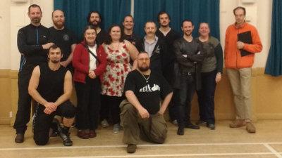 Image: BFHS IL1 candidates, Swindon