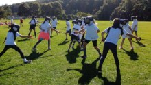 WDS at Yr 6 Multi-skills Sept 2019