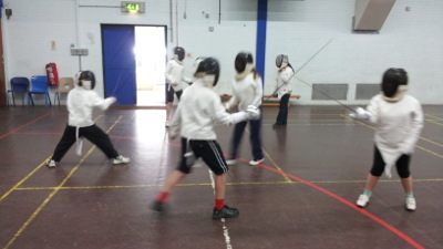 Why Fencing for Juniors?
