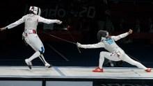 Thibus vs Jeon - Olympics