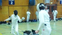 Catling - epee competition