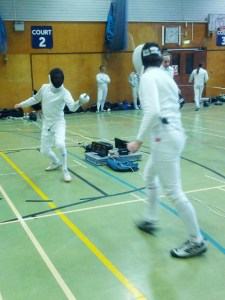 Hampshire Epee and Team Epee 2013