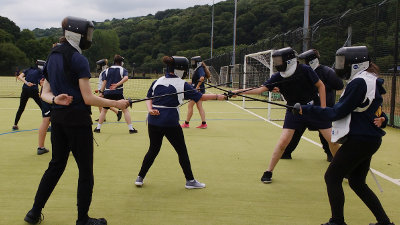 Image: Okehampton College Sports Day 2018
