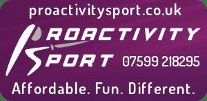 Visit Proactivity Sport