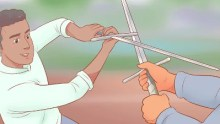 WikiHow NOT to Win a Swordfight