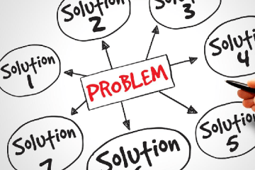 Related image: find out what they want to know. Image showing problems and solutions aspect of how to create a white paper