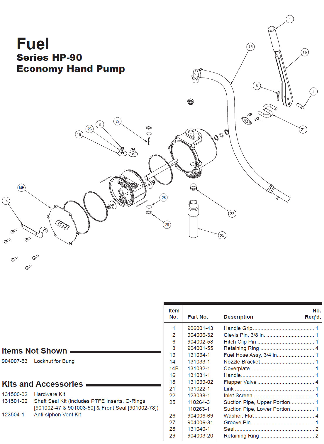 Fill Rite Transfer Pump Wiring Diagram