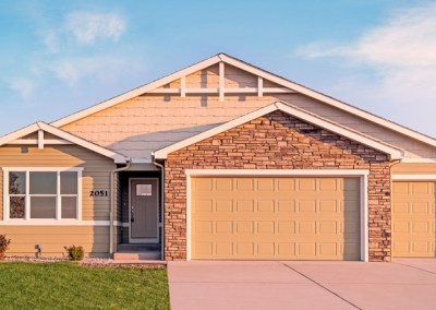 Branding, website design, and ongoing marketing for local home builder