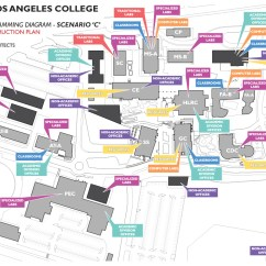 Master Plan Architecture Bubble Diagram Msd Ignition 6200 Wiring West Los Angeles College Edge Architects Programming Plans See Body For Explanation