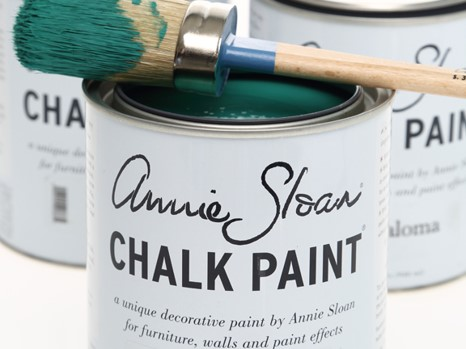About Chalk Paint by Annie Sloan West End Antiques Mall