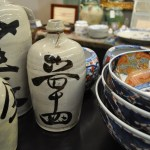Asian pottery and porcelain