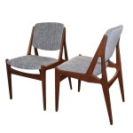 Arne Vodder Ella chairs