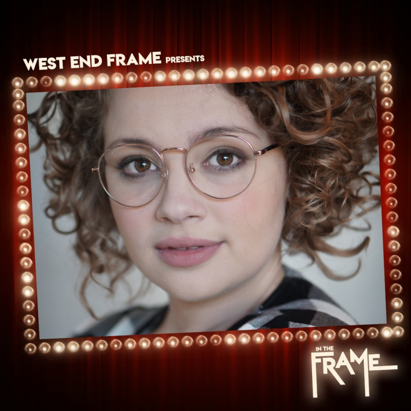 Carrie Hope Fletcher In The Frame