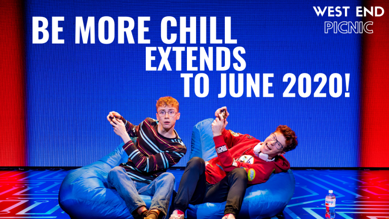 Be More Chill announces London extension at The Other Palace