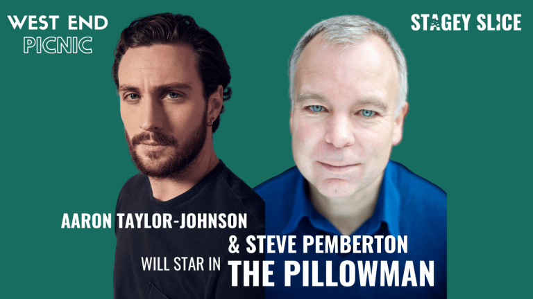 Aaron Taylor-Johnson and Steve Pemberton to star in The Pillowman