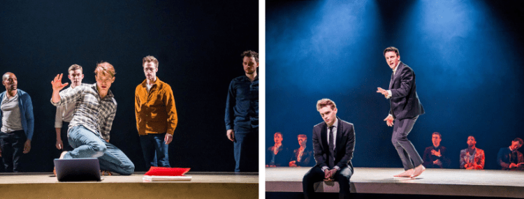 The inheritance at the Nowel Coward Theatre