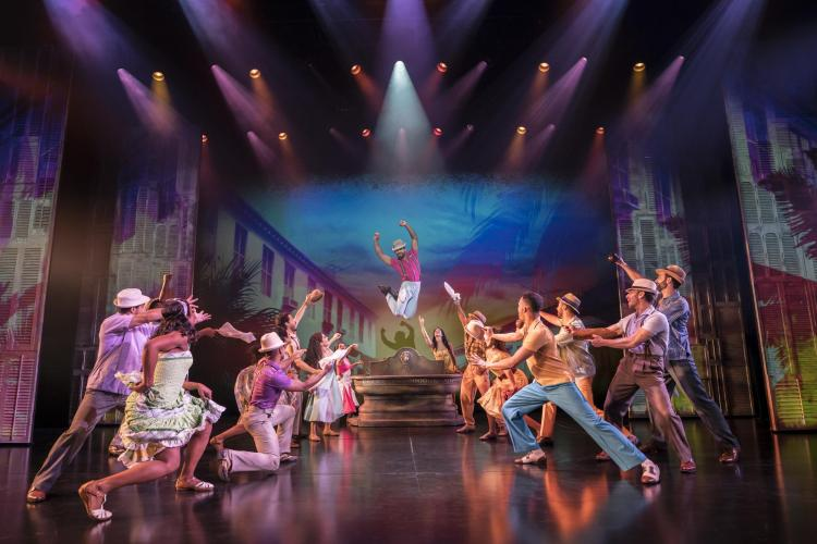 On Your Feet at the London Coliseum in London's West End