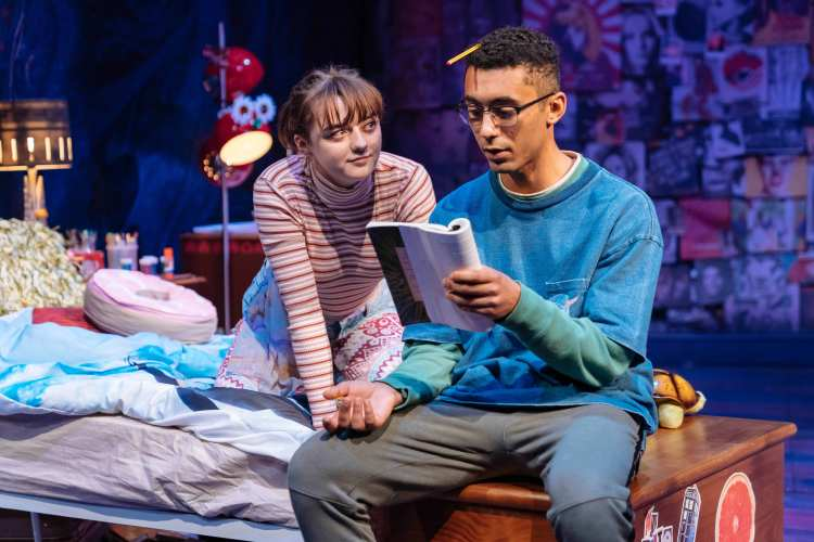 I and You at the Hampstead Theatre